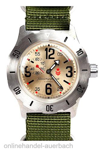 vostok watch