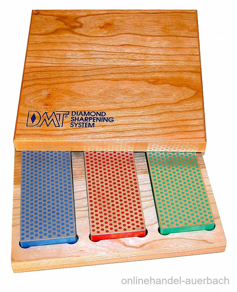 DMT 3 in 1 Diamond Whetstone Kit Diamant Messerschärfer