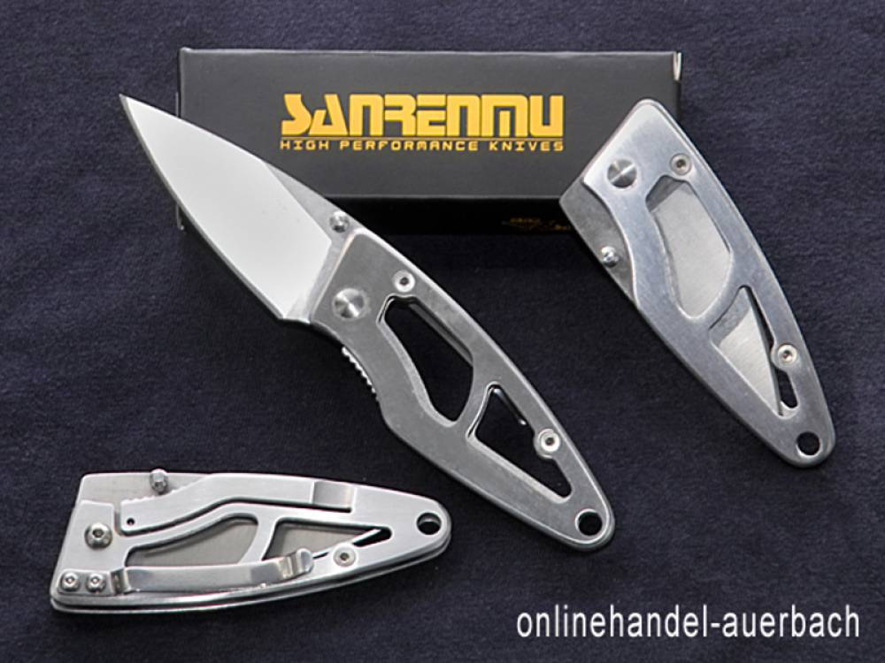 sanrenmu knife