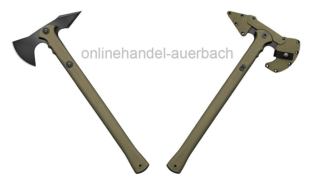 Cold Steel Trench Hawk Tactical Tomahawk